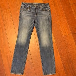 AEO jeans size 12